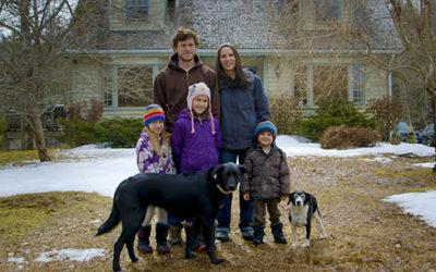 Meet the Tanner Family