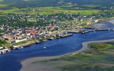 More than scenic, Nova Scotia's coasts are an economic driver.