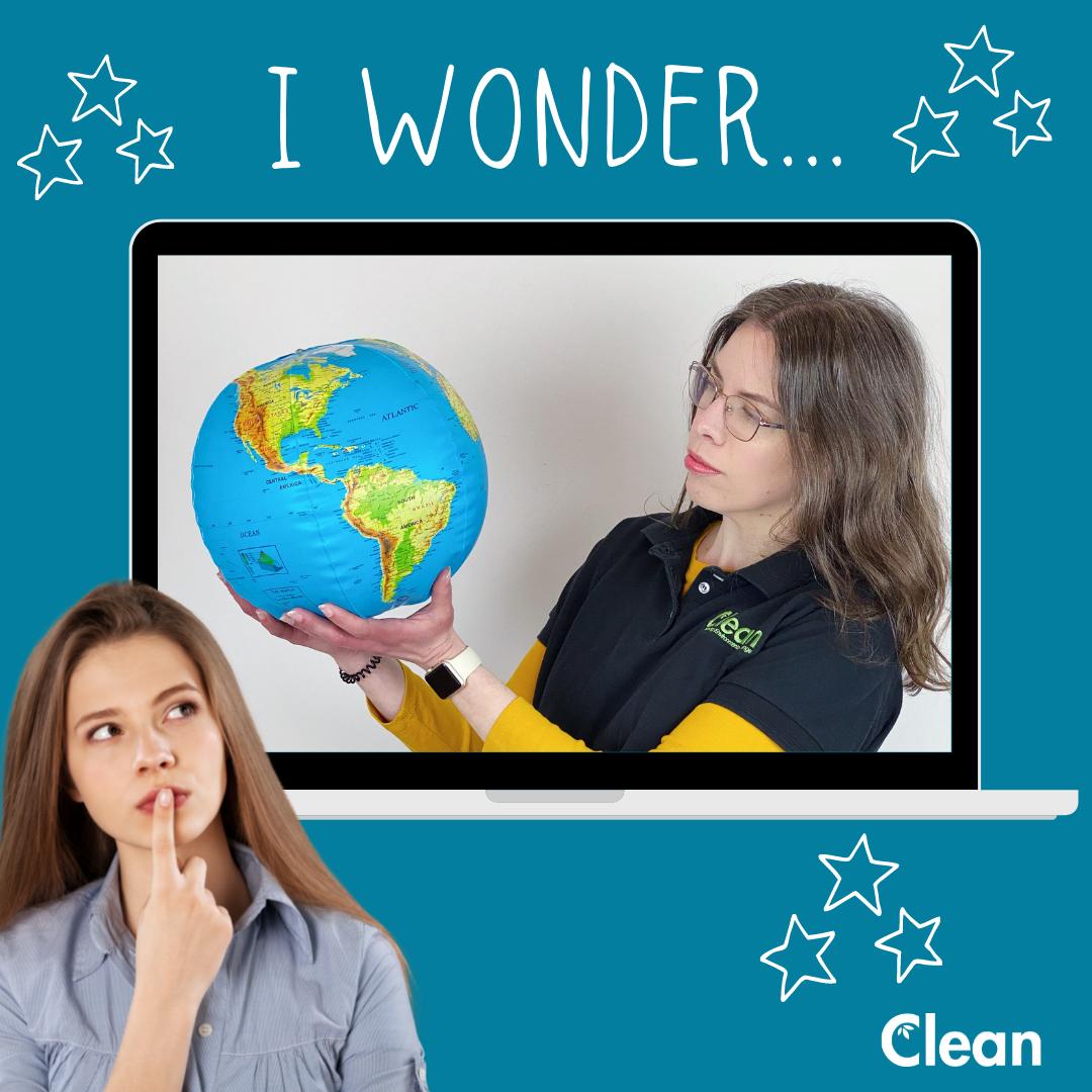 I wonder…